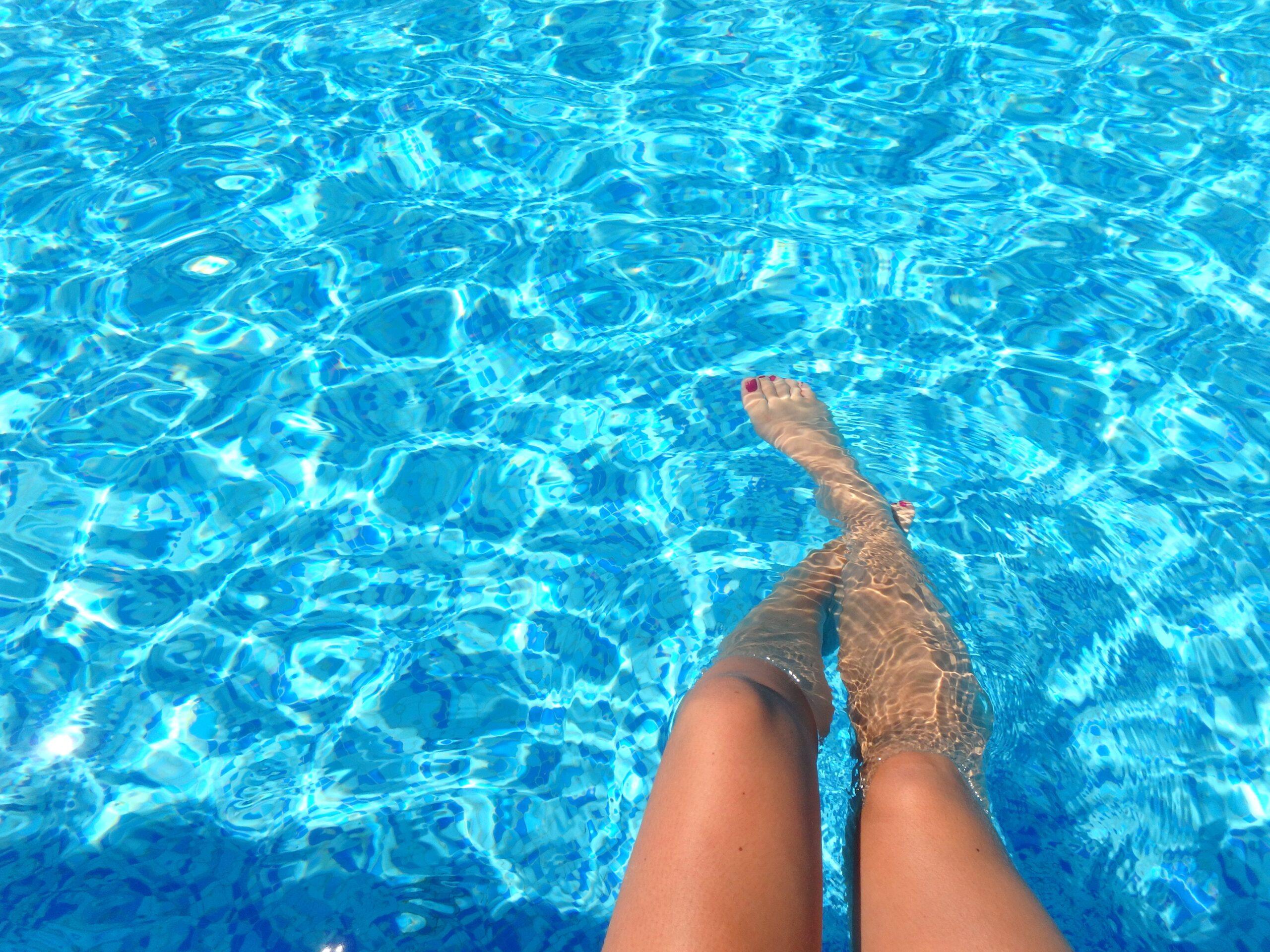 Sommerliche Erfrischung: Ein Pool im eigenen Garten